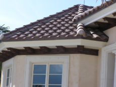 best clay tile roofing vero beach florida